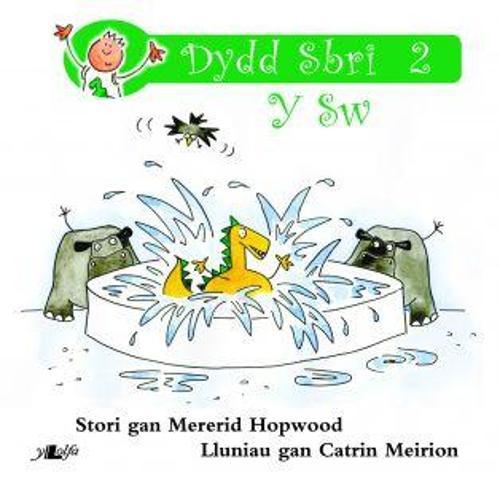 Cyfres Dydd Sbri: Dydd Sbri Dau - Y Sw (Paperback)