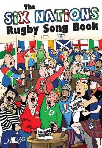 Six Nations Rugby Songbook, The - Counterpack (Paperback)