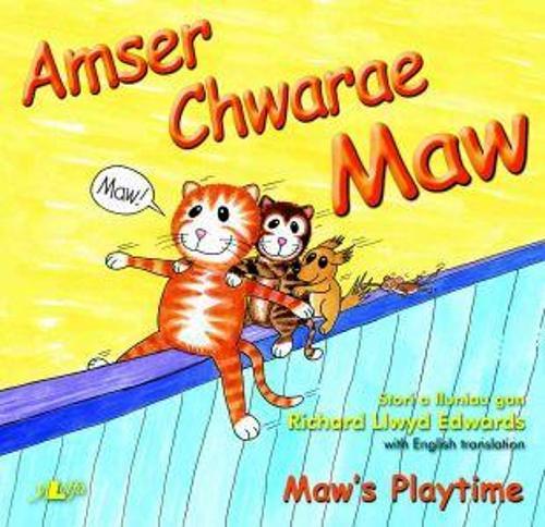 Cyfres Maw: Amser Chwarae Maw/Maw's Playtime (Paperback)