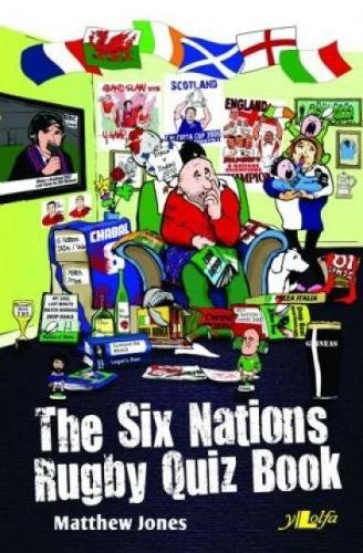 Six Nations Rugby Quiz Book, The - Counterpack (Paperback)