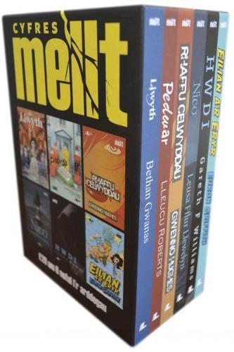 Cyfres Mellt: Pecyn (Paperback)