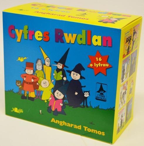 Bocs Cyfres Rwdlan (Paperback)