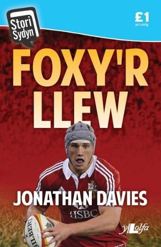 Stori Sydyn: Foxy'r Llew (Paperback)