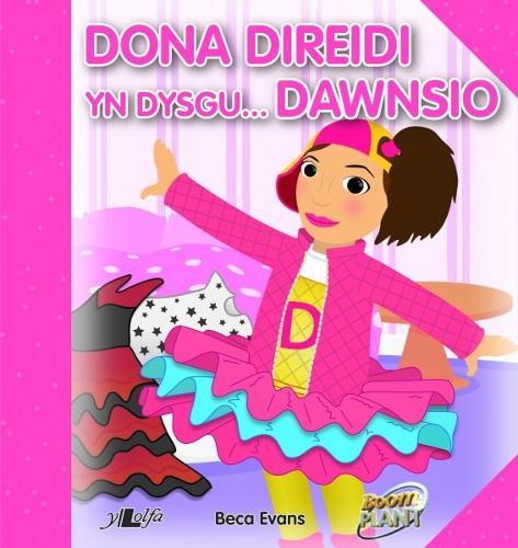 Dona Direidi yn Dysgu Dawnsio (Paperback)