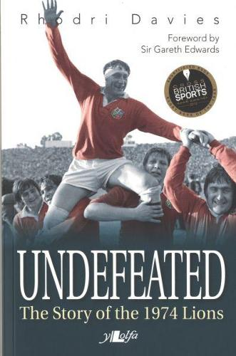 Undefeated - The Story of the 1974 Lions (Paperback)