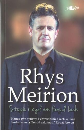 Rhys Meirion - Stopio'r Byd am Funud Fach (Paperback)