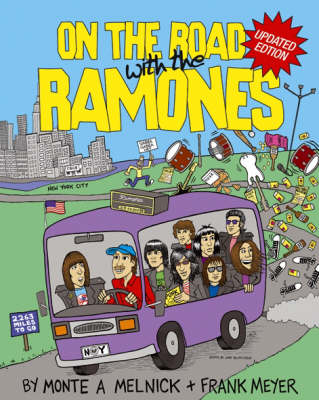 """On the Road with the """"Ramones (Paperback)"""