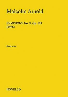 Symphony No.9 Op.128: Study Score - Novello (Paperback)