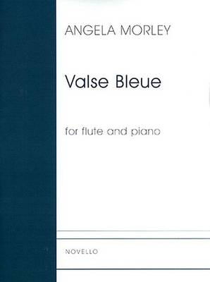 Valse Bleue: For Flute and Piano (Paperback)