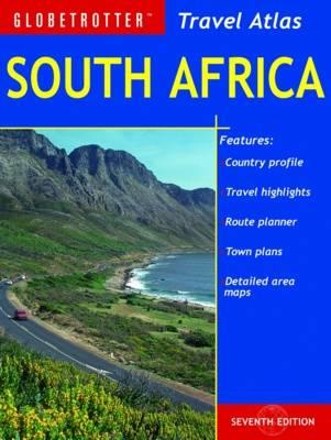 South Africa - Globetrotter Travel Atlas (Paperback)