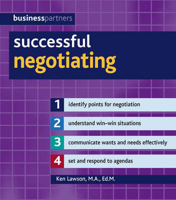 Successful Negotiating - Business Partners (Paperback)