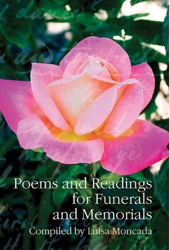 Poems and Readings for Funerals and Memorials (Paperback)