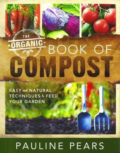 Organic Book of Compost (Paperback)