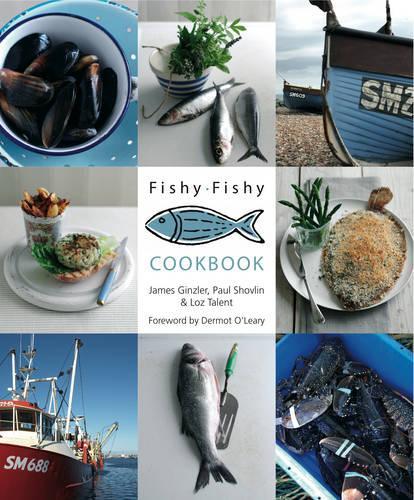Fishy Fishy Cookbook (Hardback)
