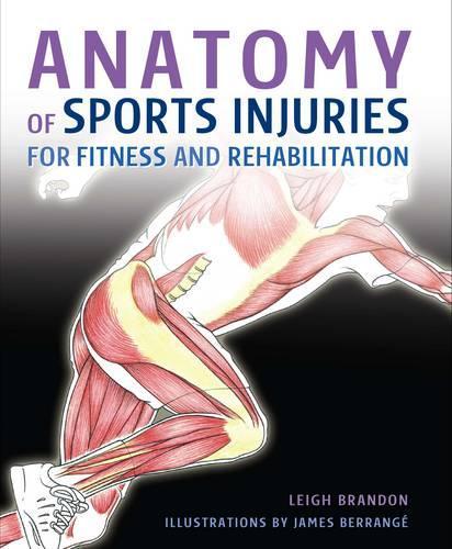 Anatomy of Sports Injuries: For Fitness and Rehabilitation (Hardback)