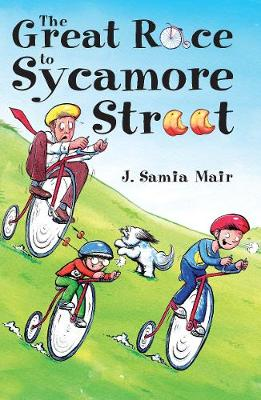 The Great Race to Sycamore Street (Paperback)