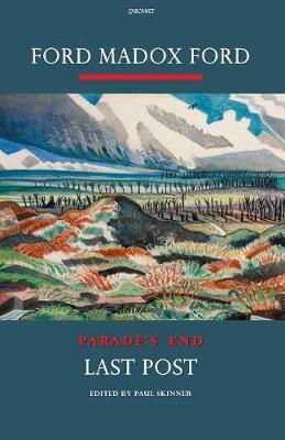 Parade's End: Last Post: A Novel Pt. 4 (Paperback)