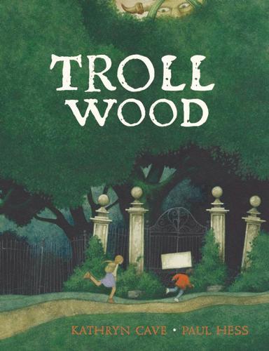 Troll Wood (Hardback)