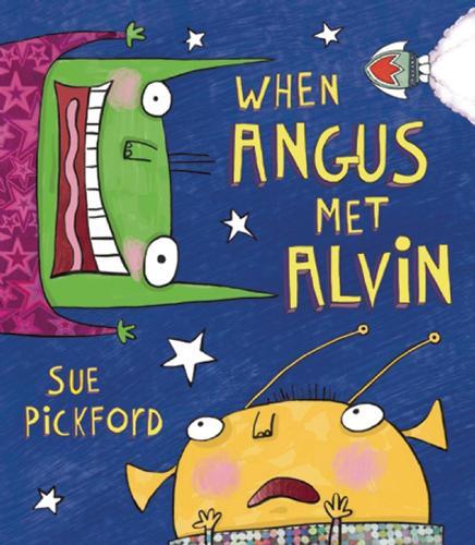 When Angus Met Alvin (Hardback)