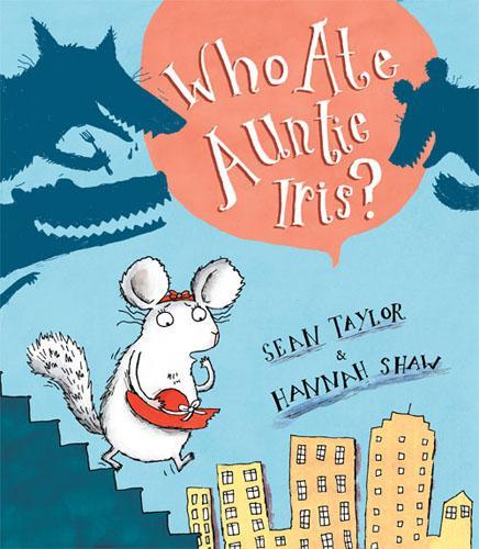 Who Ate Auntie Iris? (Paperback)