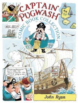 The Captain Pugwash Comic Book Collection (Paperback)