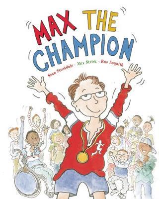Max the Champion (Hardback)