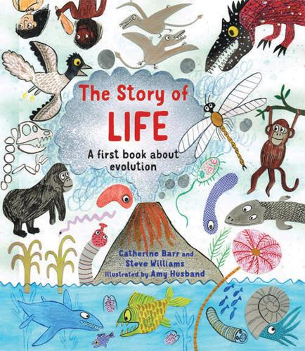 The Story of Life: A First Book about Evolution - Story of... (Hardback)