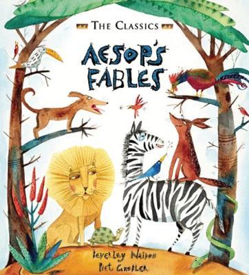 Aesop's Fables - The Classics (Hardback)