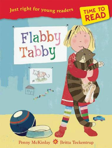 Time to Read: Flabby Tabby - Time to Read (Paperback)
