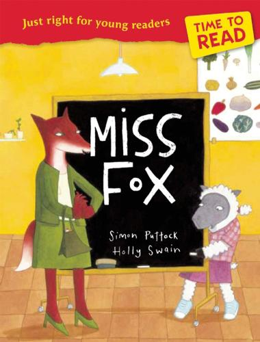 Time to Read: Miss Fox - Time to Read (Paperback)