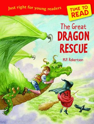 Time to Read: the Great Dragon Rescue (Paperback)