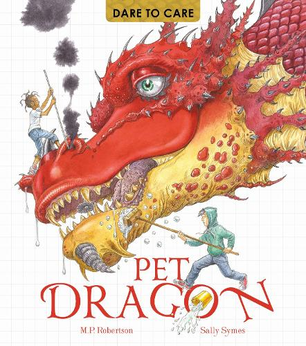 Dare to Care: Pet Dragon (Paperback)