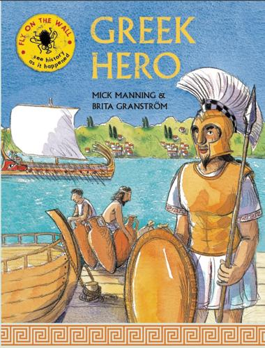Greek Hero - Fly on the Wall (Paperback)