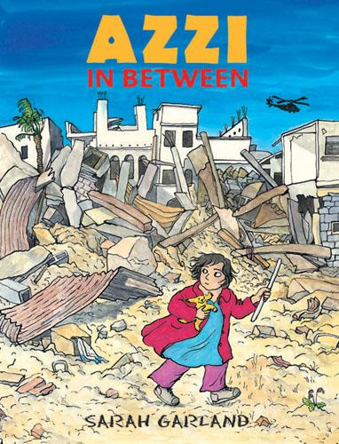 Azzi In Between (Paperback)