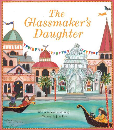 The Glassmaker's Daughter (Paperback)