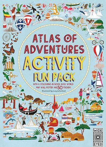 Atlas of Adventures Activity Fun Pack - Atlas of (Paperback)