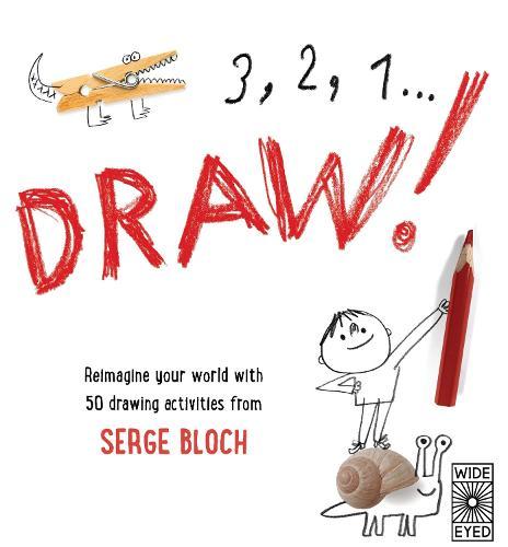 3, 2, 1 ... Draw! (Paperback)