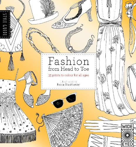 Style Guide: Fashion From Head to Toe (Paperback)