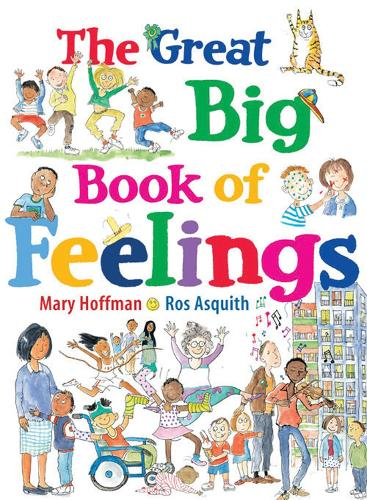 The Great Big Book of Feelings (Paperback)