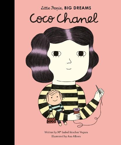 Coco Chanel - Little People, BIG DREAMS 1 (Hardback)
