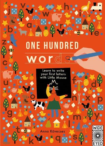 One Hundred Words: A first handwriting book - Learn with Little Mouse (Paperback)