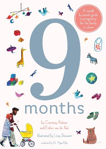 9 Months: A month by month guide to pregnancy for the family to share (Hardback)