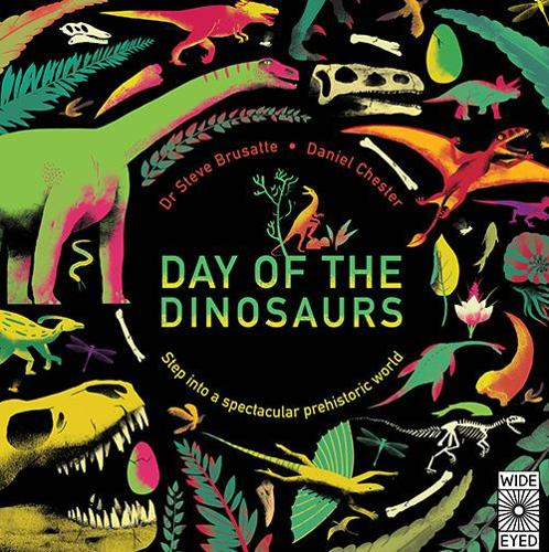 Day of the dinosaurs by daniel chester steve brusatte waterstones day of the dinosaurs hardback fandeluxe Gallery
