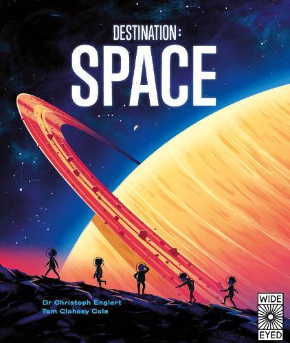 Destination: Space (Hardback)