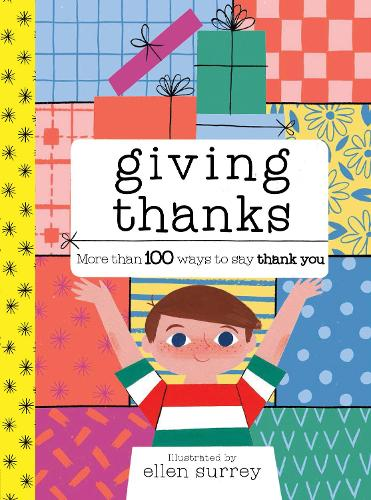 Giving Thanks: More than 100 ways to say thank you (Hardback)