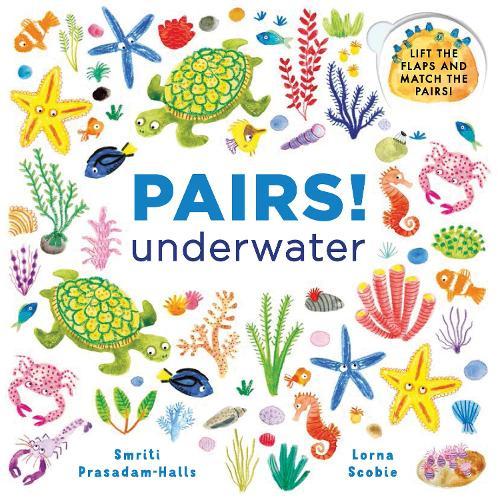 Pairs! Underwater - Pairs (Board book)