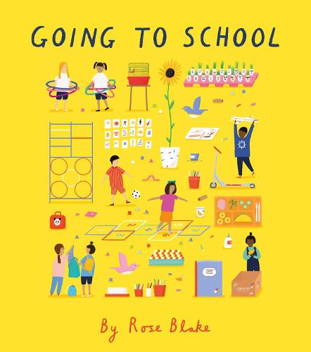 Going to School (Hardback)