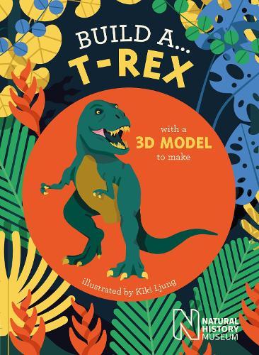 Build a... T-rex - Build a... (Board book)