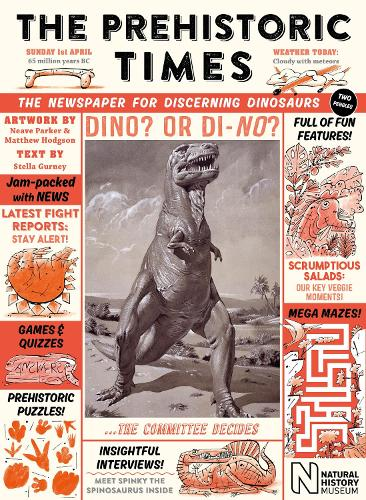 The Prehistoric Times (Paperback)
