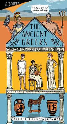 The Ancient Greeks - Discover... (Hardback)